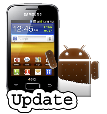 rooting samsung galaxy y gt s5360