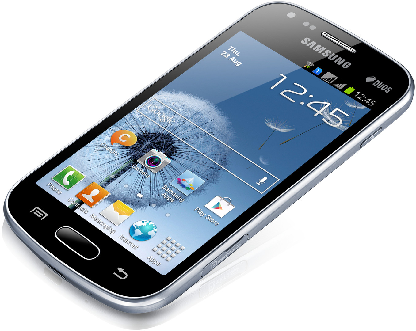 Install PMP Light ROM On Samsung Galaxy S Duos