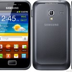 Samsung Galaxy Ace Plus S7500: How to Root And Install Custom Recovery Image