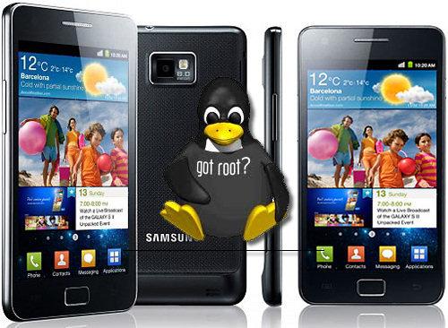 Rooting Tutorials For Samsung Galaxy Smartphones