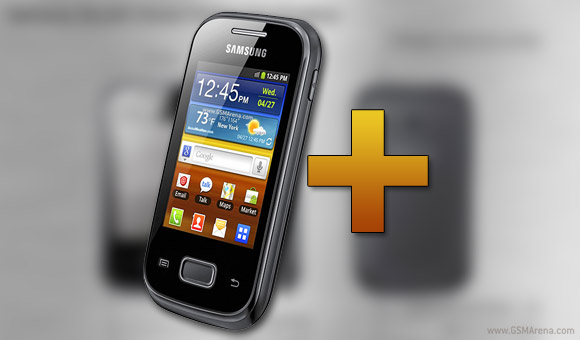 Samsung Galaxy Pocket Plus GT-S5301