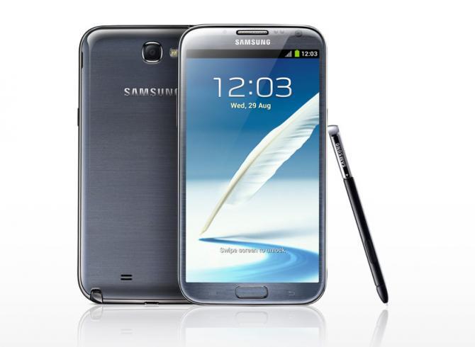 Samsung note 2 GT-N7105