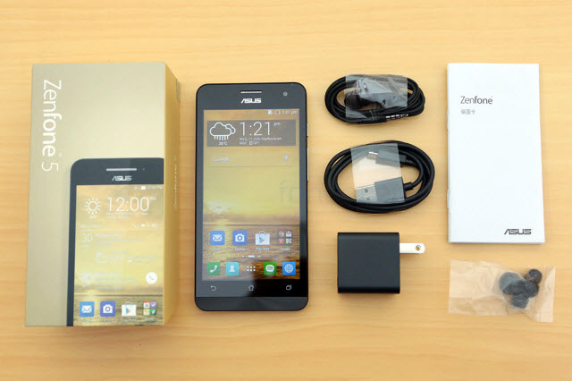 Smartphones Under 10000 In India - Asus ZenFone 5