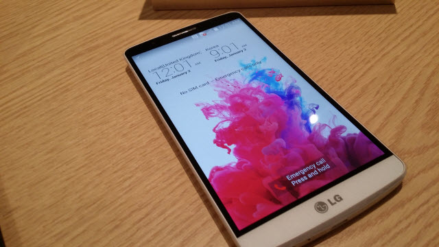 Best Android Phones India - LG G3