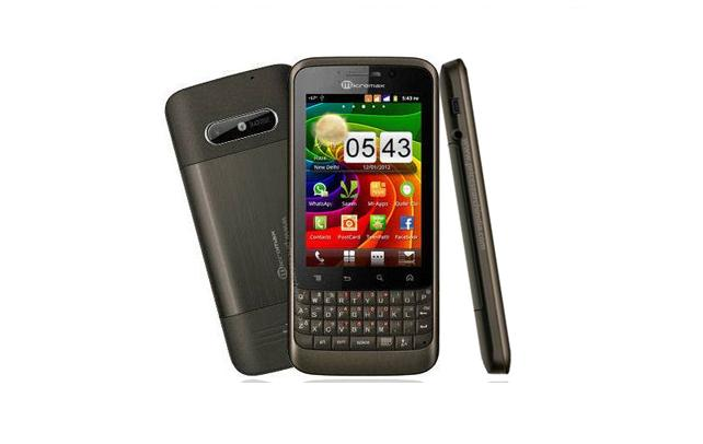 Root Micromax A78