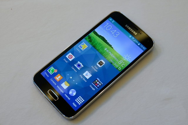 Best Android Phones In India - Samsung Galaxy S5