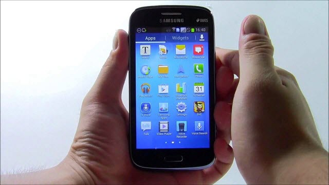 Root Samsung Galaxy Core Duos