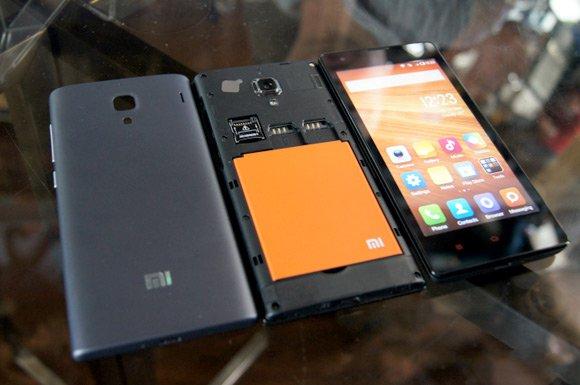 Xiaomi Redmi 1S Design