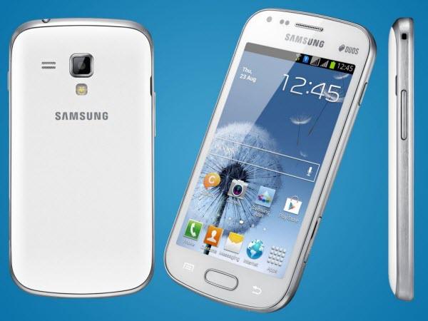 Flash PMP U-Ex ROM V2.5 On Samsung Galaxy S Duos