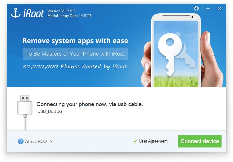 Galaxy S Duos 2 iRoot