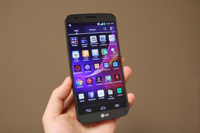 Root LG G Flex Smartphone