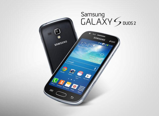 Root Samsung Galaxy S Duos 2 S7582 Using iRoot