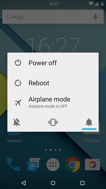 Install Nexus Experience ROM On Moto G 2013