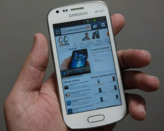 Flash HyperX ROM on Galaxy S Duos