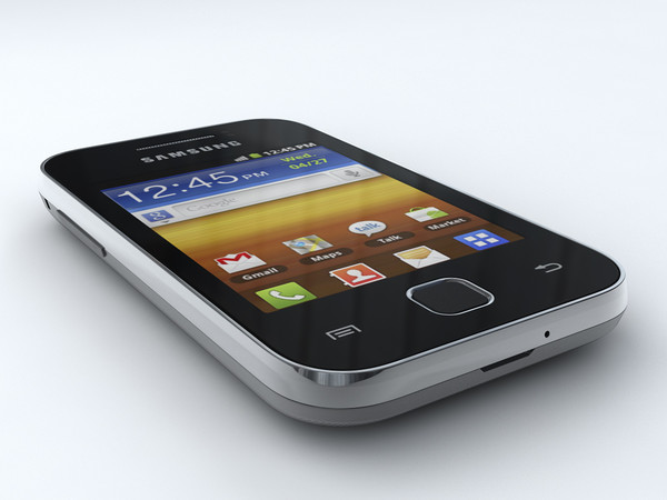 Install Stock Firmware On Samsung Galaxy Y (GT-S5360)
