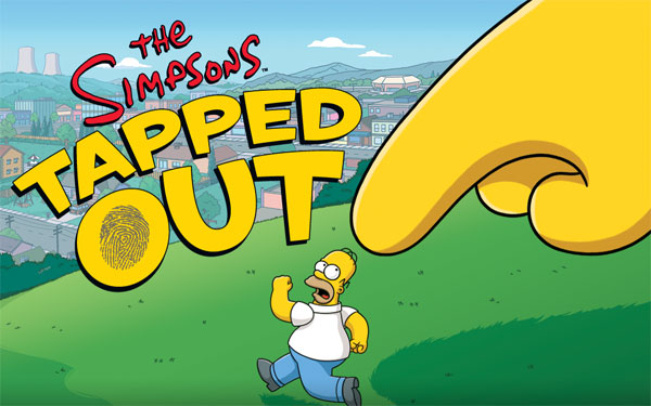 The Simpsons Tapped Out