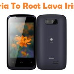 How To Root Lava Iris 356 Android Device
