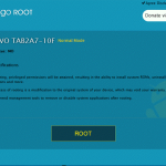 How To Root Lenovo Tab 2 A7-10 And Install CWM Recovery
