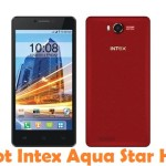 How To Root Intex Aqua Star HD Android Device
