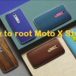 How to install TWRP recovery and root Moto X Style