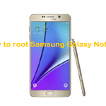 How to root Samsung Galaxy Note 5