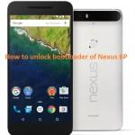 How to unlock bootloader of Nexus 6P