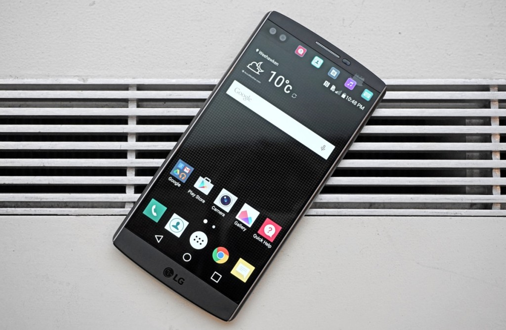rooting LG V10