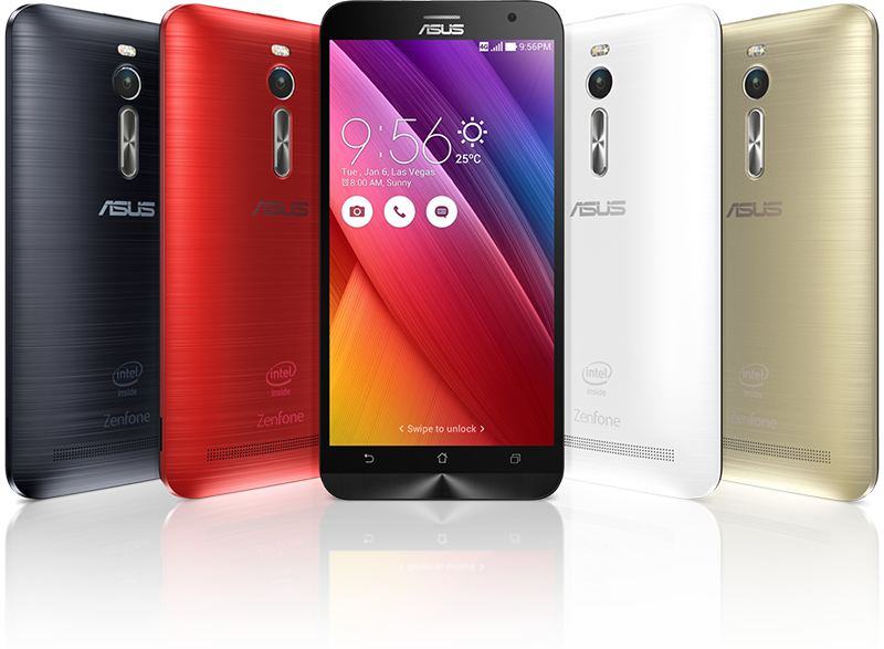 Update Asus Zenfone 2 with a Custom ROM