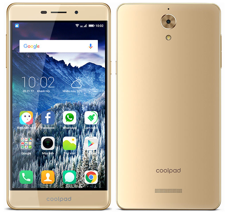 Root Coolpad Mega 2.5D